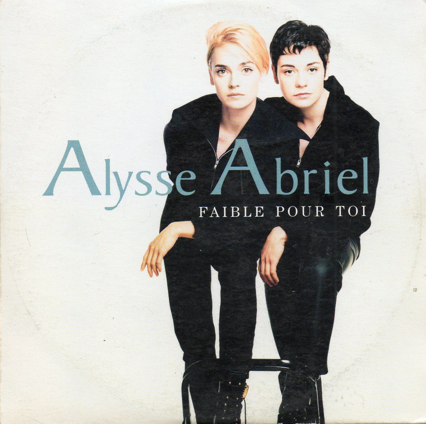Alysse Abriel Cd Single 2 Titres