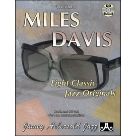 Aebersold Vol. 7 + CD : Miles Davis