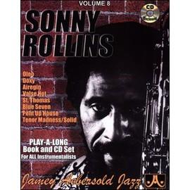 Aebersold Vol. 8 + CD : Sonny Rollins