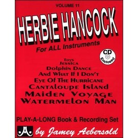 Aebersold Vol. 11 + CD : Herbie Hancock