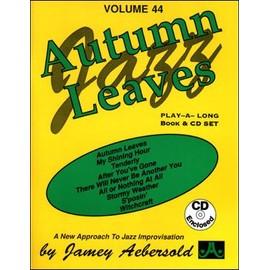 Aebersold Vol. 44 + CD : Autumn Leaves