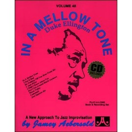 Aebersold Vol. 48 + CD : Duke Ellington - In a Mellow Tone