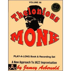 Aebersold Vol. 56 + CD : Thelonious Monk