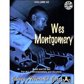 Aebersold Vol. 62 + CD : Wes Montgomery