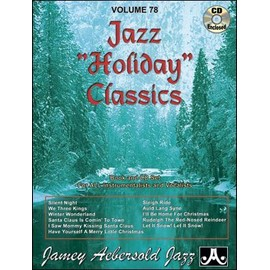 Aebersold Vol. 78 + CD : Jazz Holiday Classics