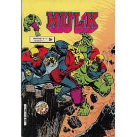 Hulk N� 21 :