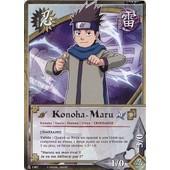 Konoha-Maru, Ninja N� 1387, Carte Naruto Shippuden Vf