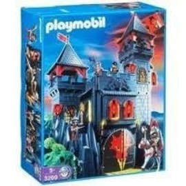 Playmobil knights pas cher ou d 39 occasion achat vente - Chateau fort playmobil pas cher ...