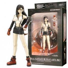 Final Fantasy Vii - Figurine Action Play Arts Vol. 1 - Tifa Lockhart