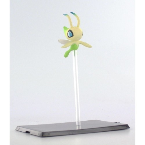 Pokemon - Figurine Diamant et Perle - Blockbuster Edition 1 - Celebi