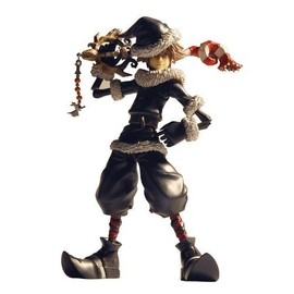 Figurine Kingdom Hearts Vol 2 - Christmas Sora