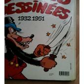Bandes Dessin�es 1932 - 1951 de Walt Disney
