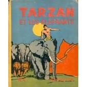 Tarzan Et Les Elephants de Edgar Rice Burroughs
