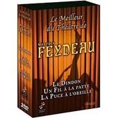 Le Meilleur Du Th��tre De Georges Feydeau - Coffret 3 Dvd - Pack