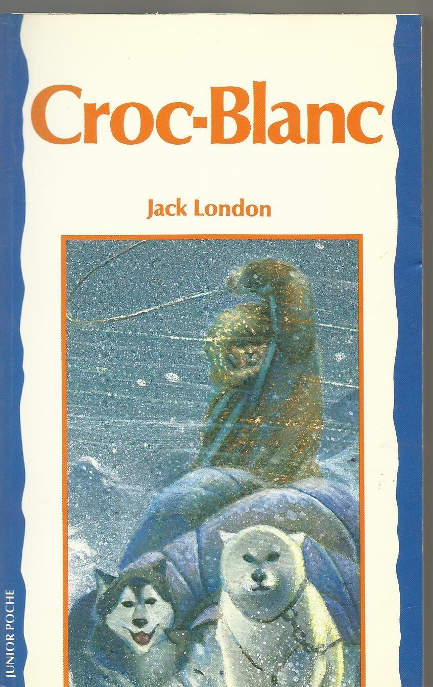 Croc-Blanc (Junior poche) - Lito - 01/01/1985