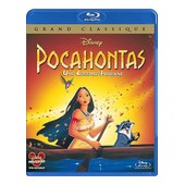 Pocahontas, Une L�gende Indienne - Blu-Ray de Mike Gabriel