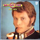 Philips 6621013 - Story 2 (1967-1973) - Amour D'�t�, San Francisco, Hey Joe, Aussi Dur Que Du Bois, Cours Plus Vite Charlie, A Tout Casser - (Suite Des Titres Ci-Dessous) - Johnny Hallyday