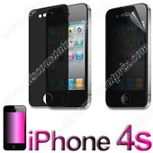 Film De Protection Avant Pour Iphone 4 4s Anti Spy Espion
