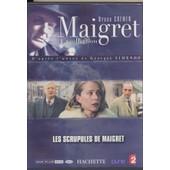 Les Scrupules De Maigret - Dvd de Piere Joassin