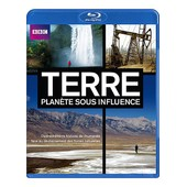 Terre, Plan�te Sous Influence - Blu-Ray de Matthew Gyves