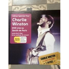 PLV Charlie Winston DVD LIVE