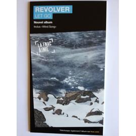 PLV REVOLVER Let go