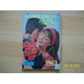 Almanach Nous Deux 1963 de ***
