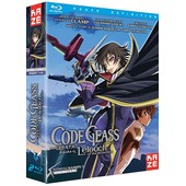 Code Geass - Lelouch Of The Rebellion - Int�grale Saison 1 - Blu-Ray de Goro Taniguchi
