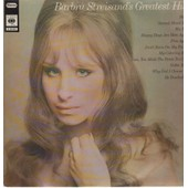 Barbara Streisand's Greatest Hits -