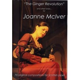 The Ginger Revolution and other tunes partition cornemuse