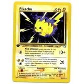 Pikachu Neo Genesis 1 �re �dition 70/111