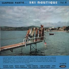 SURPRISE PARTIE¿ SKI NAUTIQUE Vol. 4