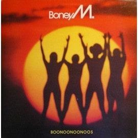 LP « Boonoonoonoos/81 »AVEC POSTER GEANT