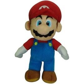 Super Mario Bros. - Peluche Mario 20 Cm