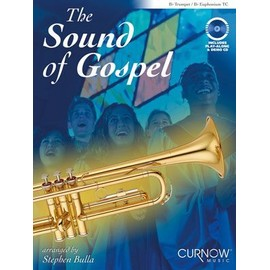 The Sound of Gospel - Trumpet, Trombone/Euphonium + CD