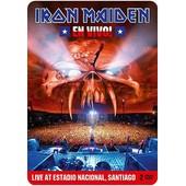 Iron Maiden - En Vivo! : Live At Estadio Nacional, Santiago - �dition Limit�e Bo�tier Steelbook de Andy Matthews