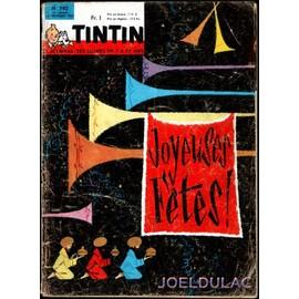 Tintin L'hebdomadaire N� 792 : Joyeuses Fetes