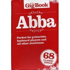 ABBA GIG BOOK