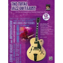 The Total Jazz Guitarist - Livre + CD - Par Jody Fisher