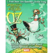 Marvel Comics, Dorothy And The Wizard In Oz (Skottie Young) Jumbo Promo Card - 2011