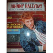 Les Rocks Les Plus Terribles - La Collection Officielle Johnny Hallyday Vol 22