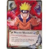 Naruto Uzumaki, Ninja N� 1388, Carte Naruto Shippuden Vf