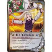 Ino Yamanaka, Ninja N� 1361, Carte Naruto Shippuden Vf