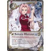 Sakura Haruno, Ninja N� 1413, Carte Naruto Shippuden Vf