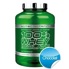 Scitec Nutrition 100% Whey Isolate - 2000 G - Chocolat
