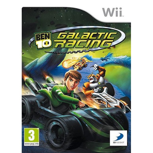 Ben 10 Omniverse 2 Wii - Nintendo Wii