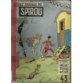 Album Du Journal De Spirou N�43
