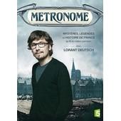 Metronome de Fabrice Hourlier