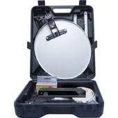 Telestar - Installation Satellite De Camping - Pour 1 R�cepteur - Parabole 35 Cm - T�te Lnb Single - R�cepteur Satellite 1011 S