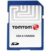 TOMTOM MAP OF USA & CANADA IQ ROUTES - V. 8.30